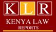 kenya law reports