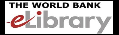 World Bank elibrary
